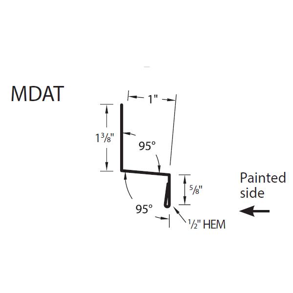 U-Panel Double Angle