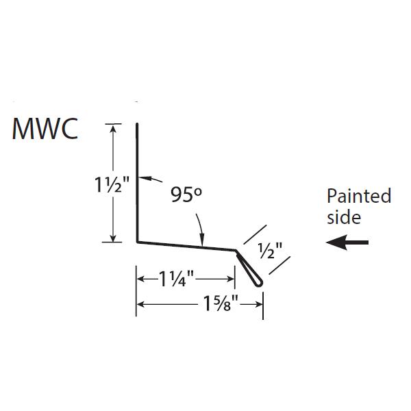 U-Panel Drip Cap