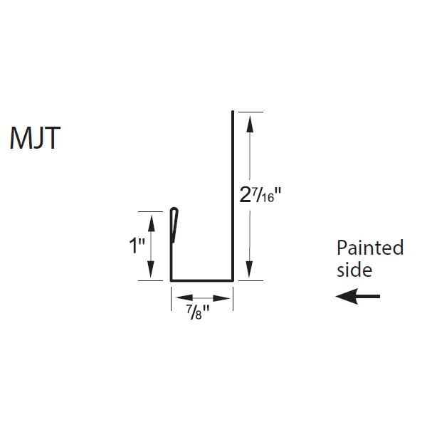 U-Panel J-Trim
