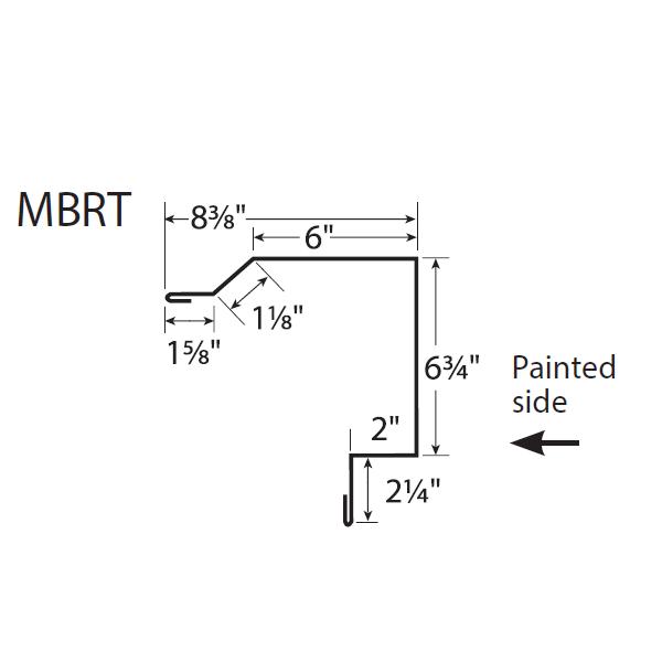 M-Box Rake Trim