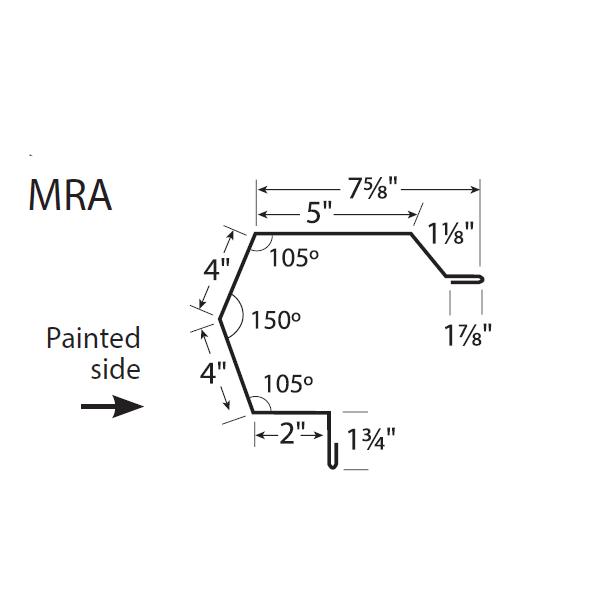 U-Panel M-Rake Trim