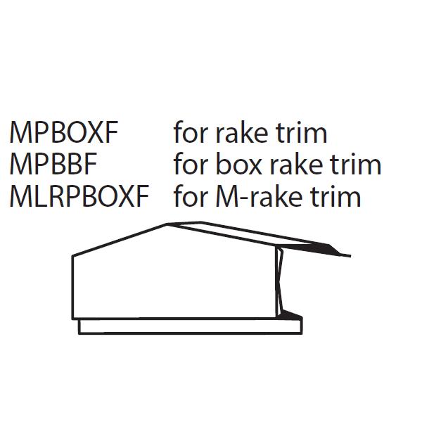 U-Panel Peak Box