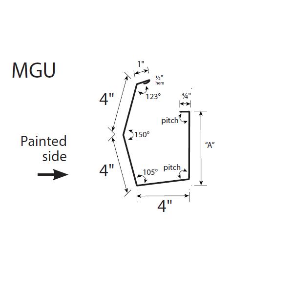 U-Panel Sculptured Hang-On