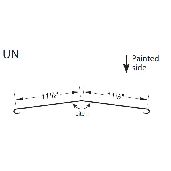 U-Panel Universal Ridge Cap
