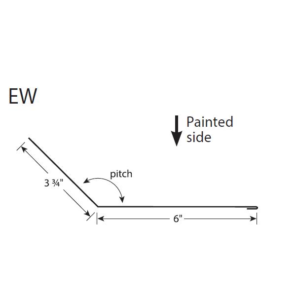 R-Panel Endwall Trim