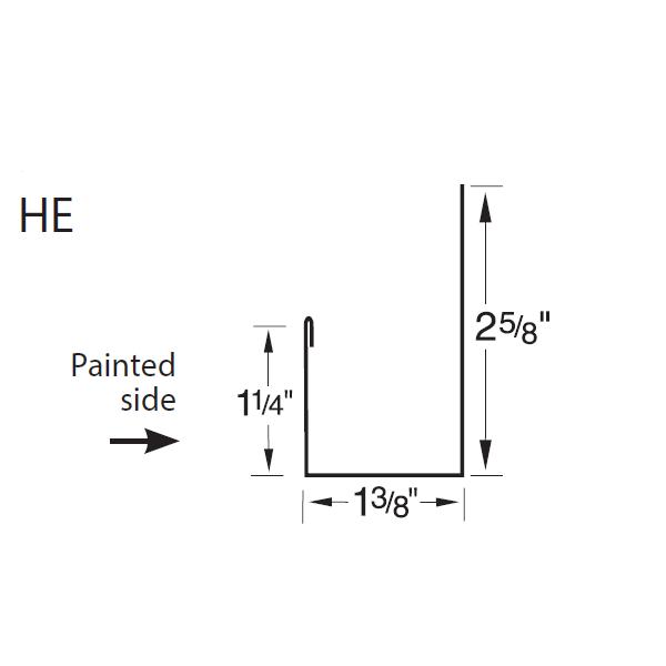 R-Panel Head Trim