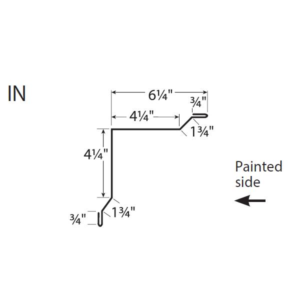 R-Panel Inside Corner