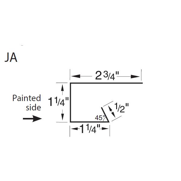R-Panel Jamb Trim