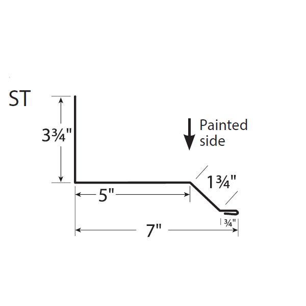 R-Panel Sidewall Trim