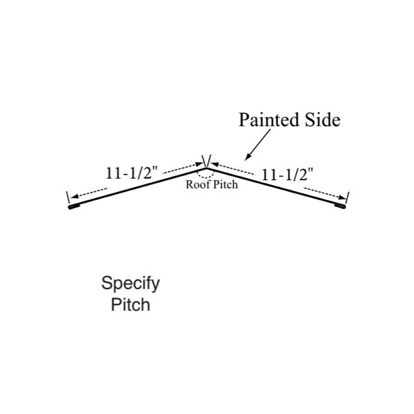 Wide Universal Ridge